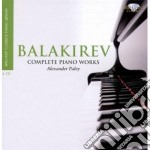 Complete piano works cd musicale di Balakirev mily alexe