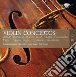 Violin concertos cd musicale di Miscellanee