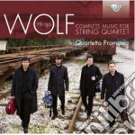 Complete music for string quartet cd musicale di Hugo Wolf