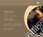 Dido and aeneas - pan and syrinx cd musicale di Henry Purcell