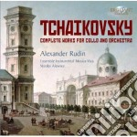 Tchaikovsky - Complete Works For Cello And Orchestra - Alexander Rudin cd musicale di Ciaikovski pyotr il'