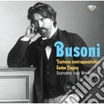 Busoni Ferruccio - Fantasia Contrappuntistica -  Sette Elegie cd musicale di Ferruccio Busoni
