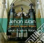 Complete organ works cd musicale di Jehan Alain