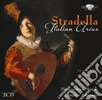 Italian arias cd musicale di Alessandro Stradella