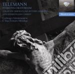 Passions-oratorium cd musicale di Telemann georg phili
