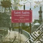 Sinfonie (integrale) cd musicale di Camille Saint-sa�ns