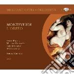 L'orfeo cd musicale di Claudio Monteverdi