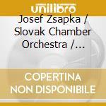 Josef Zsapka / Slovak Chamber Orchestra / Warchal Bohdan - Concerto De Aranjuez cd musicale