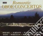 Romantic oboe concertos cd musicale