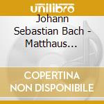 Matthaus passion cd musicale