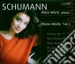 Schumann - Opere Per Pianoforte Vol.1 (3 Cd) cd musicale