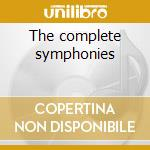 The complete symphonies cd musicale
