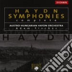 Complete symphonies cd musicale di Haydn