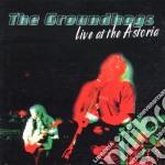 LIVE AT TEH ASTORIA 98 cd musicale di GROUNDHOGS