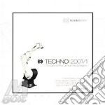 Techno 2001/1 cd musicale di Artisti Vari
