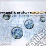 MEDITATION 2001 cd musicale di ARTISTI VARI