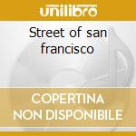 Street of san francisco cd musicale
