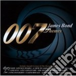 James bond themes cd musicale di Ost