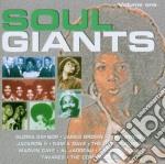 Giants Of Soul 1 cd musicale di Artisti Vari