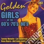 Golden Girls Of The 60's 70's 80's Cd3 cd musicale di Artisti Vari