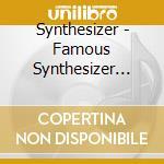 Synthesizer 4 cd musicale di Artisti Vari