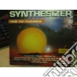 Synthesizer - The Tv Themes cd musicale di Artisti Vari