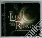 Moonlight Orchestra - Lord Of The Rings cd musicale di Artisti Vari