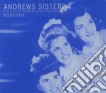 Andrew Sisters - Portrait - Blue Classic Line cd musicale di Sisters Andrew