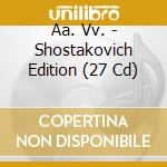 Shostakovich edition cd musicale