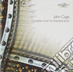 Integrale della musica per piano cd musicale di John Cage