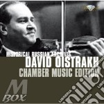 David oistrakh: chamber music edition cd musicale di Miscellanee