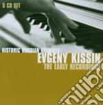 Kissin: historic russian archives - the cd musicale di Miscellanee