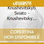 Knushevitzky edition cd musicale di Miscellanee