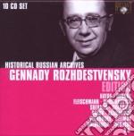 Historical russian archives edition vol. cd musicale di Miscellanee