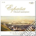 Espa�a - classical masterpieces from spa cd musicale di Miscellanee