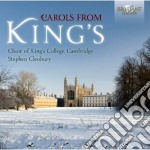 Carols from king's cd musicale di Miscellanee