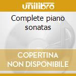 Complete piano sonatas cd musicale di Nicolas Medtner