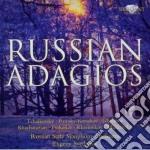 Russian adagios cd musicale di Miscellanee