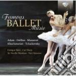 Famous ballet music cd musicale di Miscellanee