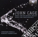 John Cage - Music For Aquatic Ballet, Music For Carillon N.6 cd musicale di John Cage