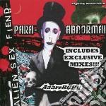 Alien Sex Fiend - Para Abnormal cd musicale di ALIEN SEX FIEND