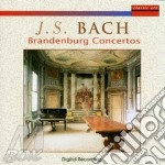 Brandeburg concert cd musicale di Bach