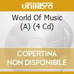 A world of music vol.2 cd musicale di Artisti Vari