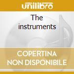 The instruments cd musicale di Artisti Vari