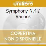 Various - Symphony N.4 cd musicale