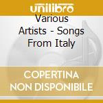 Italy cd musicale di From Songs