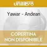 Andean cd musicale di Artisti Vari