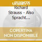 Radio Bratislava Symph. O. - Richard Strauss cd musicale di Strauss
