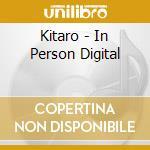 In person digital cd musicale di Kitaro
