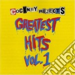 Cockney Rejects - Greatest Hits Vol 1..plus cd musicale di COCKNEY REJECTS